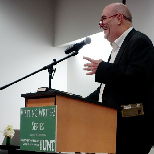 UNT Visiting Writers Series reading by Colm Tóibín