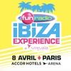 Générique Fun Radio Ibiza Expérience