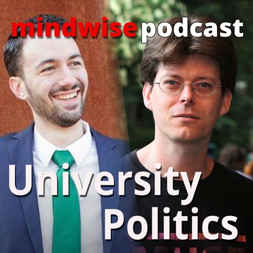 dr. Casper Albers and Boris Kyuchoukov- University Politics