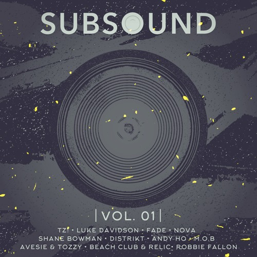 Subsound Vol. 01 Promo Mix