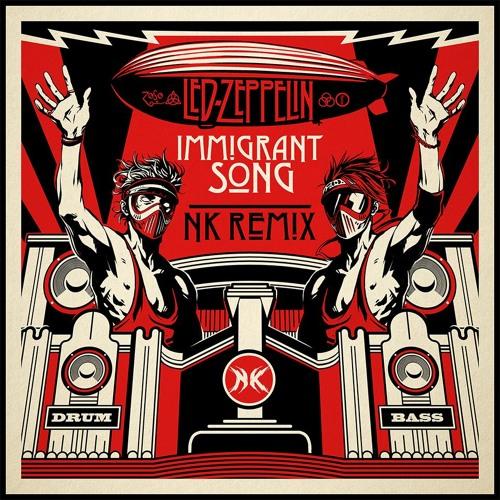 Led Zeppelin - Immigrant Song (Ninja Kore Remix) by NINJA