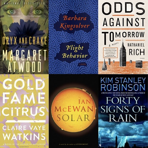 Telling the Story of Climate Change —In Fiction