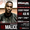 SPEAKLIFE Radio: New Music Friday - Conversation w/ No Malice [Episode 6]