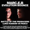 BATTLE OF THE PRODUCERS - Luke Hudson vs DJ Pascu mixed by DJ Marc E B