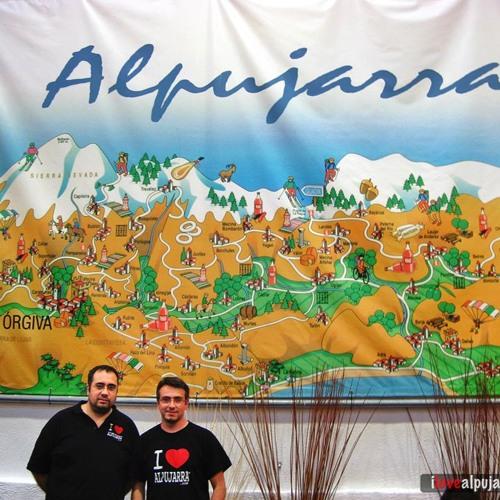 Entrevista de I Love Alpujarra en Radio Alpujarra (24-03-16)