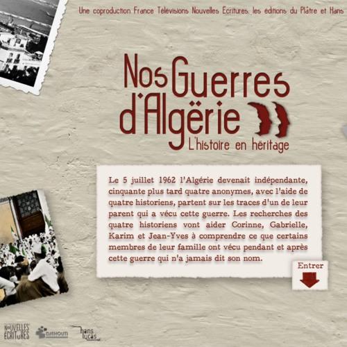 Nos Guerres d'Algérie [soundtrack][2012]