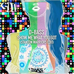 D-Bass - Show Me What You Got (Stanton Warriors Edit) [FREE DOWNLOAD]