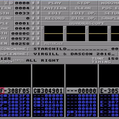 Amiga: Virgill & Dascon - Starchild