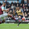 Hear Ozil, Alexis and Koscielny grabs goals at West Ham