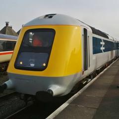 """""""Valenta Screams"""" The sound of the British Railways HST"""