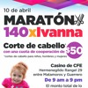 Oscar Cano en Radio Sonora hablando del maratón de corte de cabello para Ivanna