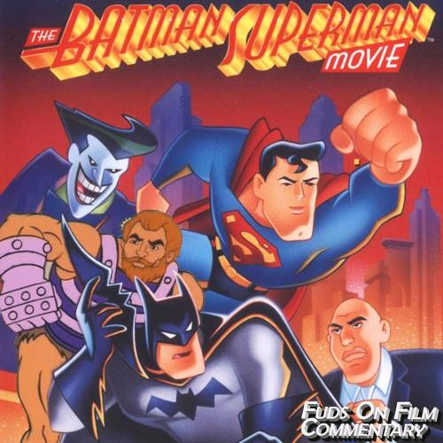 The Batman Superman Movie: World's Finest Commentary