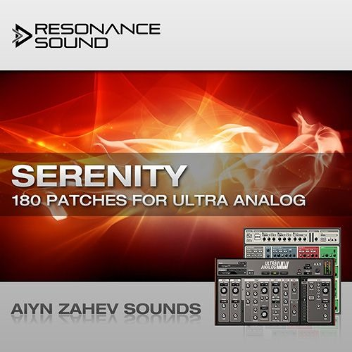 Aiyn Zahev Sounds - Ultra Analog Serenity