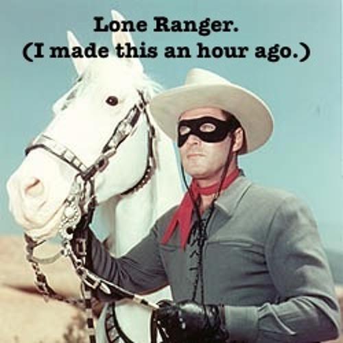Klassik – Lone Ranger