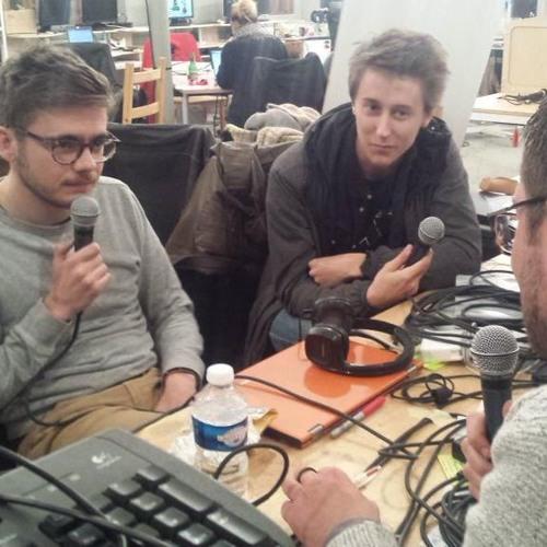 #TinyTiliosCamp L'art de la documentation. Les Maker Tour interviewé par Antoine Burret