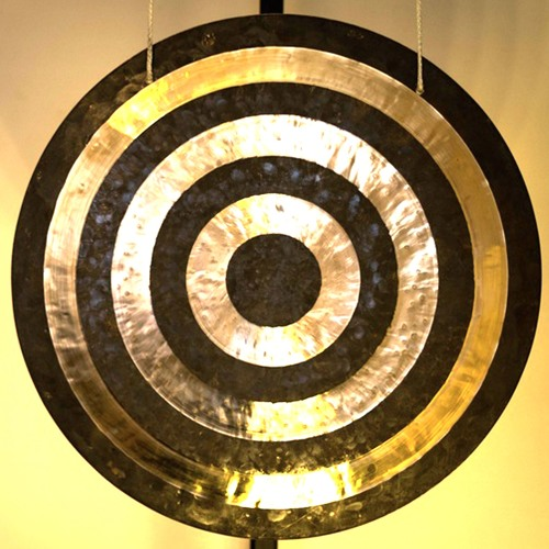 Otto Sound Therapy - Gong Bath Package For BBC World Service 09.04.16