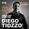 The DJ List - Live on BeachGrooves Radio -