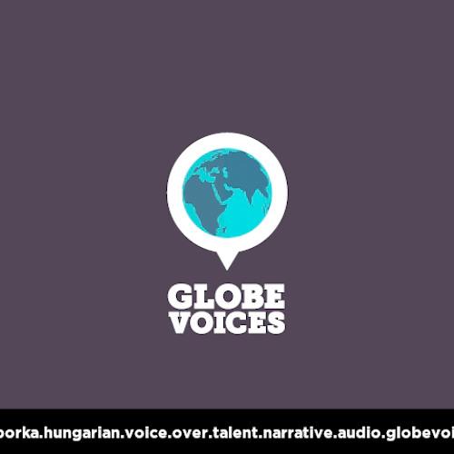 Hungarian voice over talent, artist, actor 1098 Biborka - narrative on globevoices.com