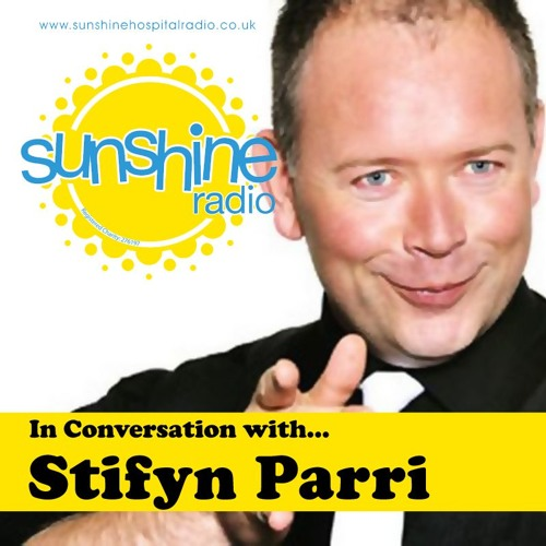 IN CONVERSATION with STIFYN PARRI