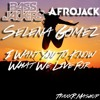 Bassjackers, Afrojack & Selena Gomez - I Want You To Know What We Live For (TraxxR Mashup)