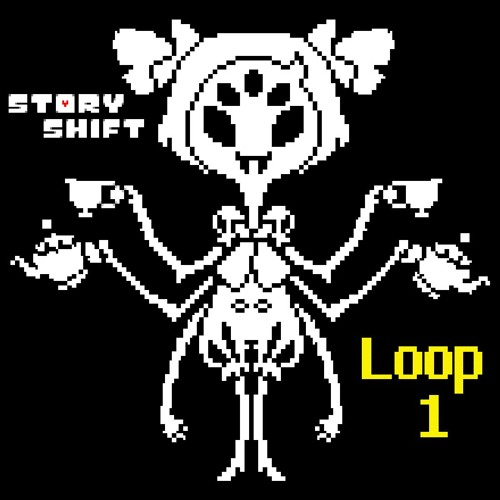 Storyshift Undertale Au Spider Dance Loop 1 By Crazygamer339