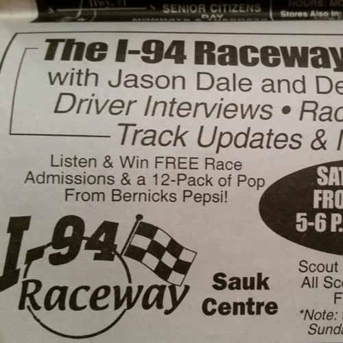 Raceway Report 2001 highlights
