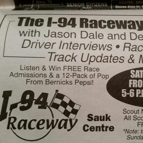 I-94 Raceway Report May 2006