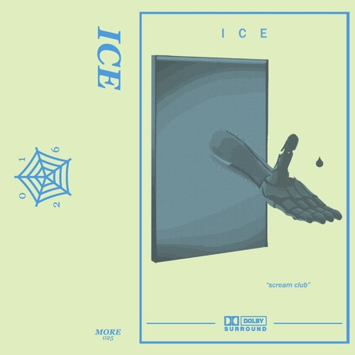 "[MORE025] ICE ""pullapart pullnpray"""