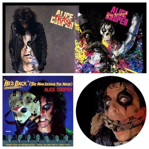Ep 34: Alice Cooper Era 4 - 80's Comeback 86 - 91
