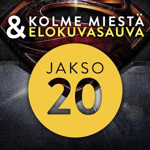 Jakso 20: Tähtivieras Sebastian Kesäniemen top 5-elokuvat