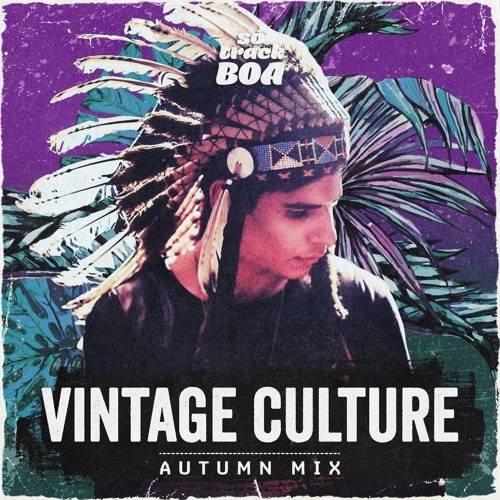 Vintage Culture - Sotrackboa (Autumn Mix 2016)