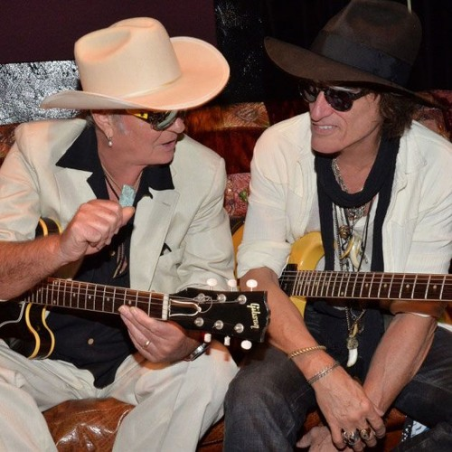 Joe Perry featuring Terry Reid - I'll Do Happiness