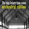 The Day Before you Came - ABBA orchestral arrangement