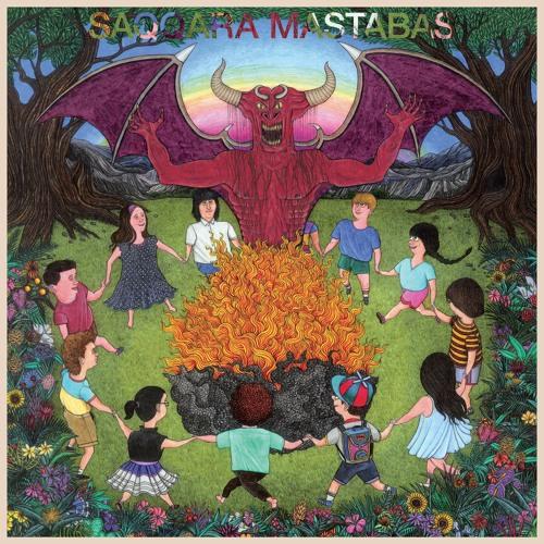 Saqqara Mastabas - Uto On The Upswing