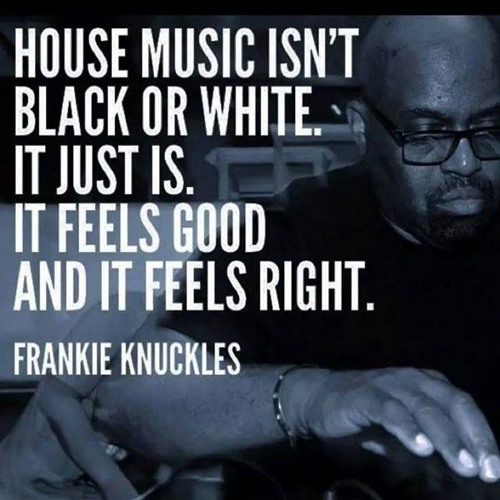 ★ In Honor Of Frankie Knuckles ★ Tribute Sessions ★ Tune & Tracks ♫♫♫