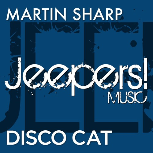 Martin Sharp - Disco Cat