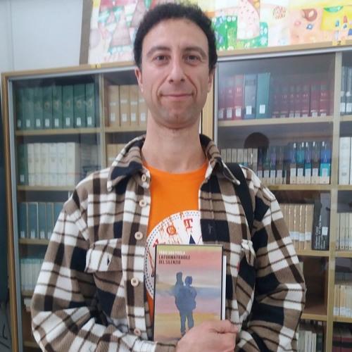 """Presentato ad Ariano Irpino il libro """"La forma fragile del silenzio"""" di Fabio Ivan Pigola."""