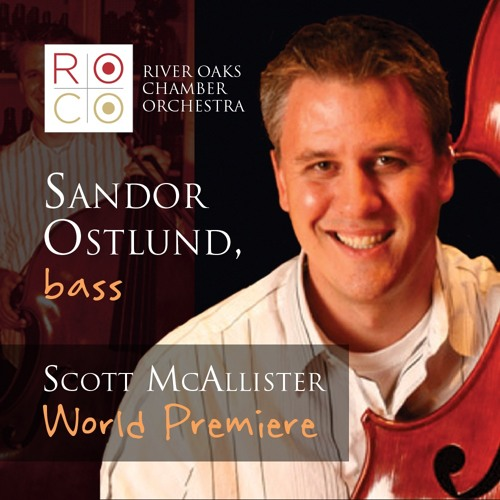 McAllister, Concerto for Double Bass and Chamber Orchestra