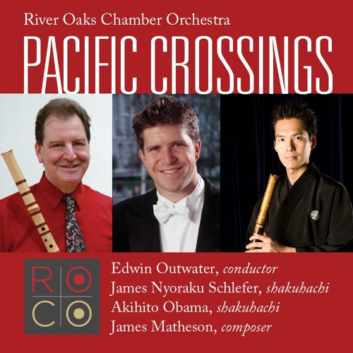 Matheson, The Age of Air (for Two Shakuhachi and Chamber Orchestra)