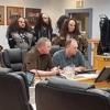 Lt. TlharnoQ Talks About The Klingon Presence At Timmins City Council