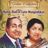 Lata Mangeshkar & Moh Rafi Romantic Duets - Superhit Old Hindi Love Songs Collection