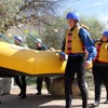 Kern River rafting companies thrilled with snowpack