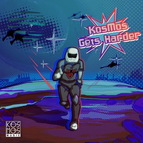 KOSMOS046LPCD V/A KosMos Gets Harder LP (CD-version) (Preview Mini-Mix)