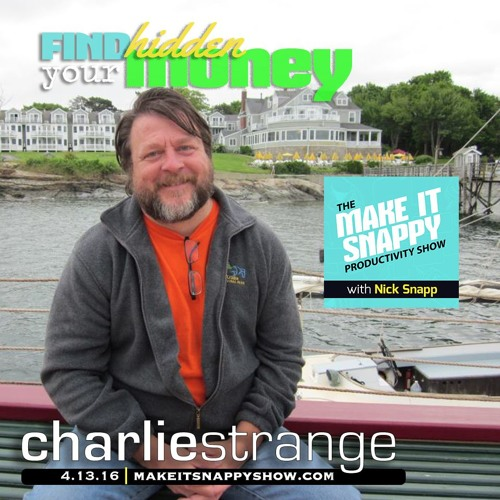 21 - How to Find Your Hidden Money (with Charlie Strange)