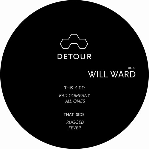DETOUR004 - WILL WARD