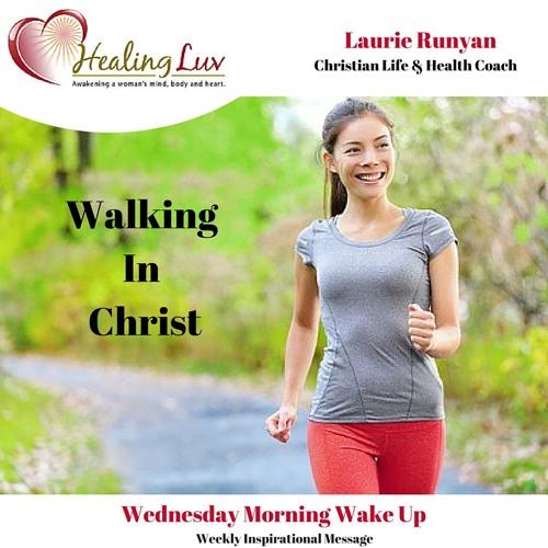 Audio 38 - Walking in Christ