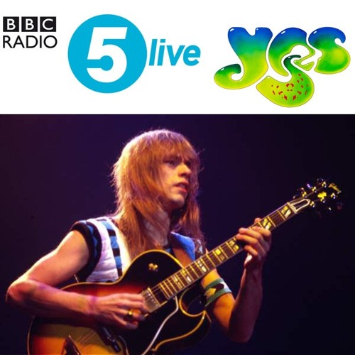 BBC Radio 5 Live - Steve Howe interview with Rhod Sharp 13 April 2016