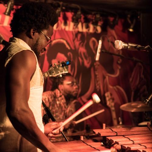 Adama Bilorou Live at La Chapelle des Lombards Paris