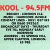 DJ Ice - Kool FM - 25th December 1994