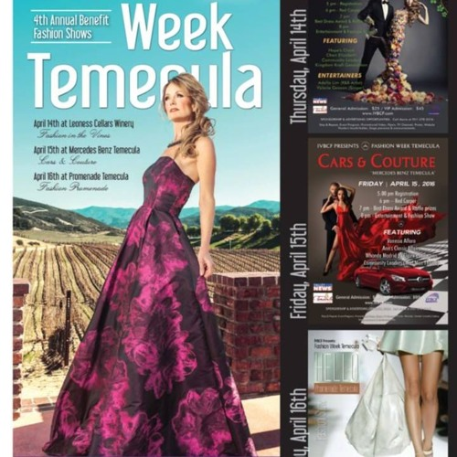 FASHION WEEK TEMECULA